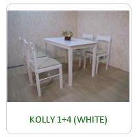 KOLLY 1+4 (WHITE)